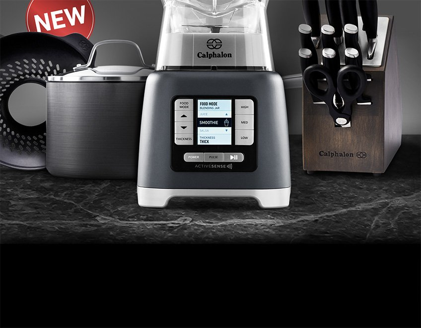 NEW FROM CALPHALON