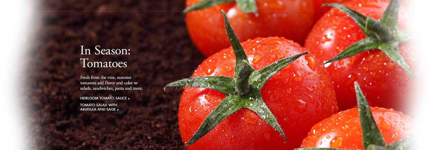 In Season: Tomatoes