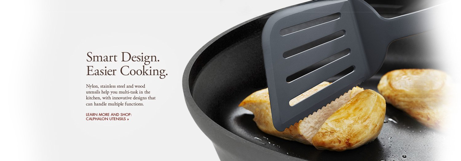 Smart Design. Easier Cooking.