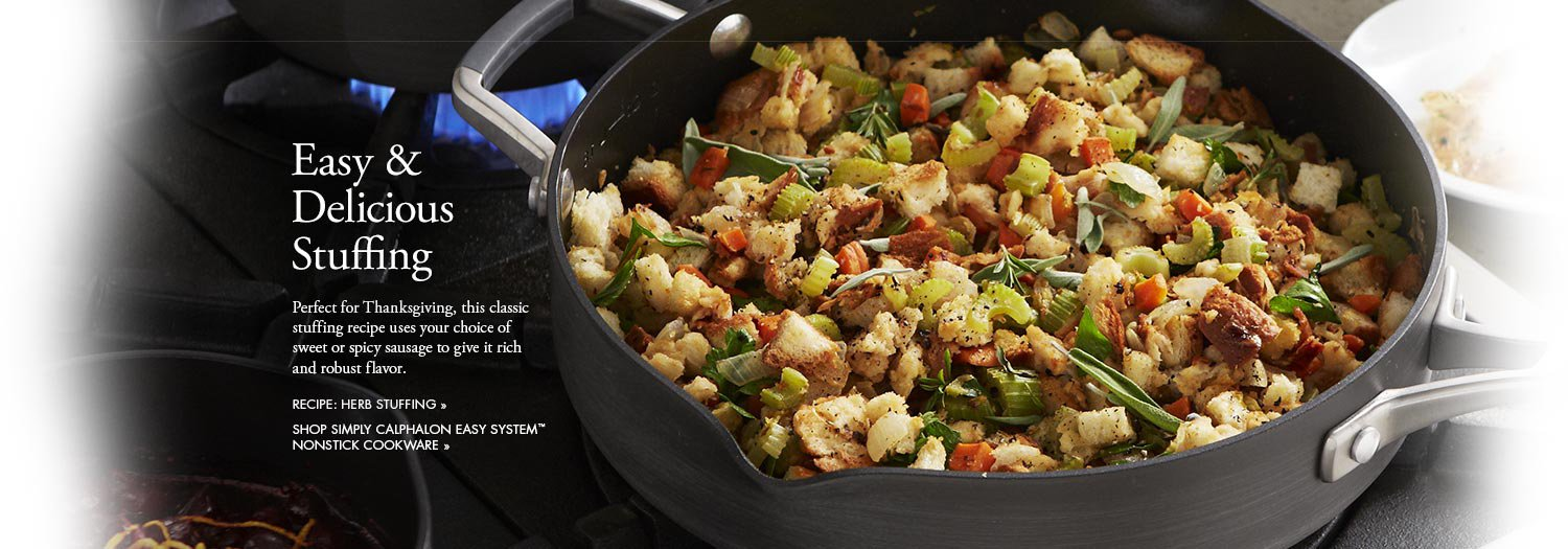 Easy and Delicious Stuffing