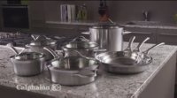 Calphalon Contemporary Stainless Cookware