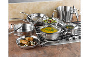 Calphalon Contemporary Stainless 13 Piece Set