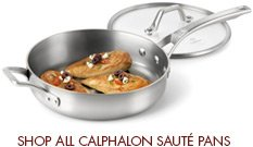 Shop all Calphalon Sauté Pans