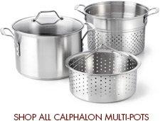 Shop All Calphalon Multi-Pots
