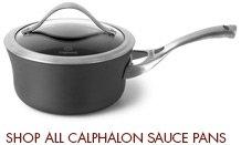 Shop All Calphalon Sauce Pans