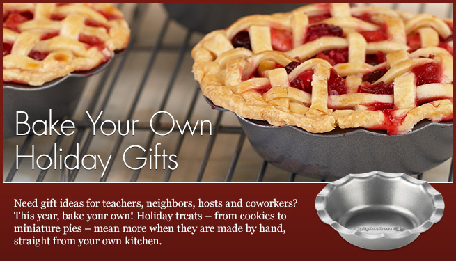 Bake Your Own Holiday Gifts