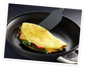 Nylon Omelette Turner