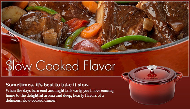 Slow Cooked Favorites