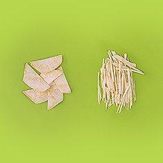 Celery Root Cut