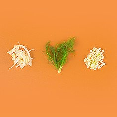 Fennel Cut
