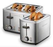 Calphalon 2 Slots & 4 Slot Toaster