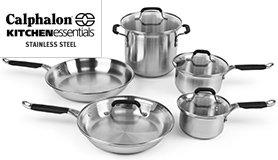 cookware calphalonusastore rh calphalon com kitchen essentials calphalon 10 piece set kitchen essentials calphalon 1612